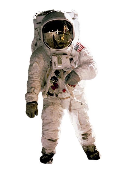 Astronaut na Mjesecu